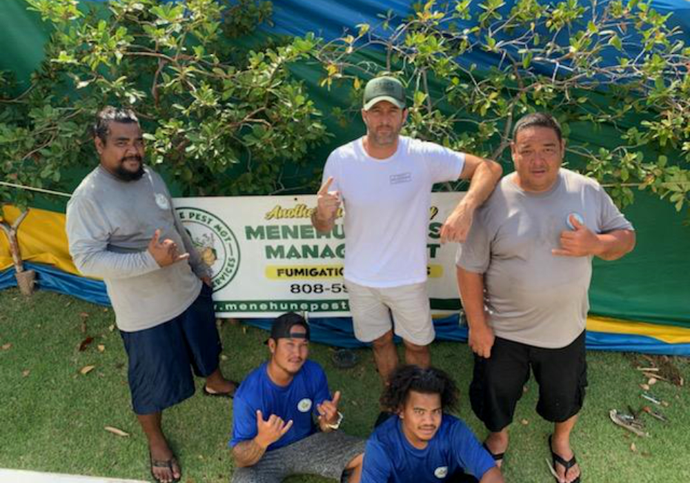 company menehune pest management hi